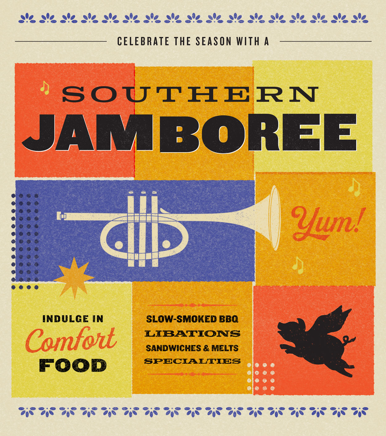 Celebrate the season with a Southern Jamboree